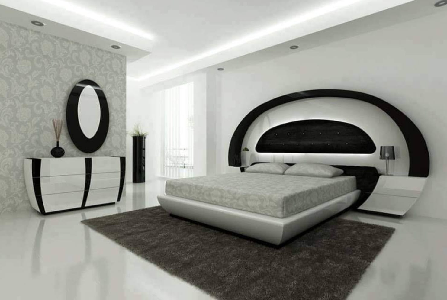 Bedroom Interior Dezpad