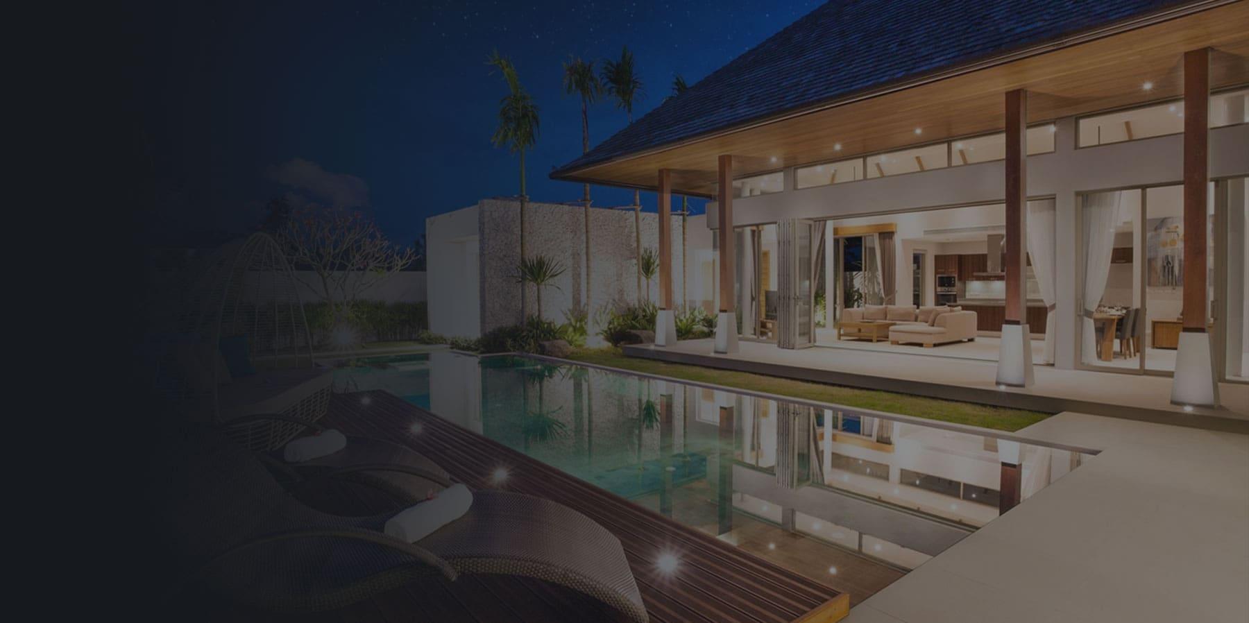 Swimming Area Design